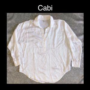 Cabi 100% Silk Blouse